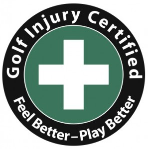 Dr. Greaux is a Certified Golf Injury Doctor